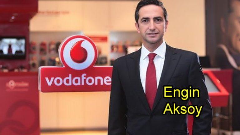 Vodafone Türkiye'de atama!