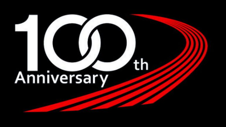 Yokohama Lastiklerinden 100. yıla özel logo