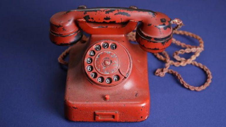 Hitler'in telefonu açık artırmaya çıkarılıyor