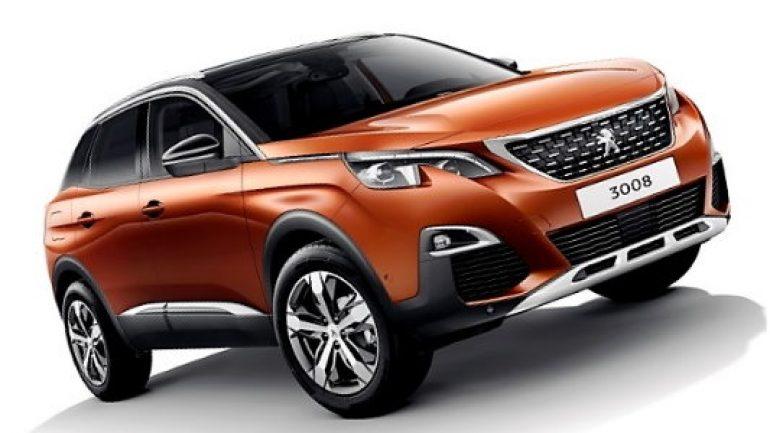 Peugeot 3008 yılın otomobili seçildi