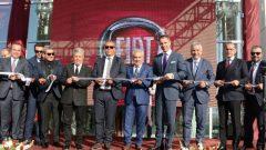 Yön Otomotiv'den Muğla'ya iki yeni Fiat showroomu