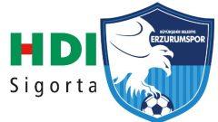 HDI Sigorta, Erzurumspor'a forma sponsoru oldu