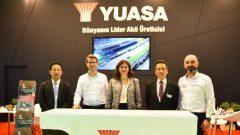 Japon akü devi Yuasa Türkiye'de