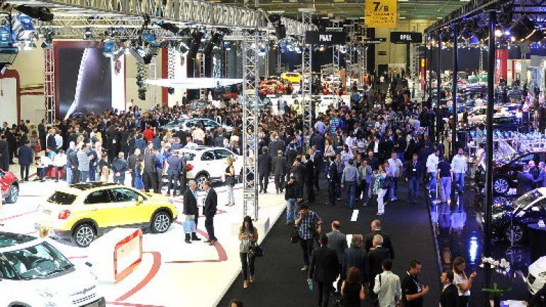 İstanbul Autoshow 2017 kapılarını açtı