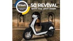 Mondial 50 Revival için B ehliyeti yeterli