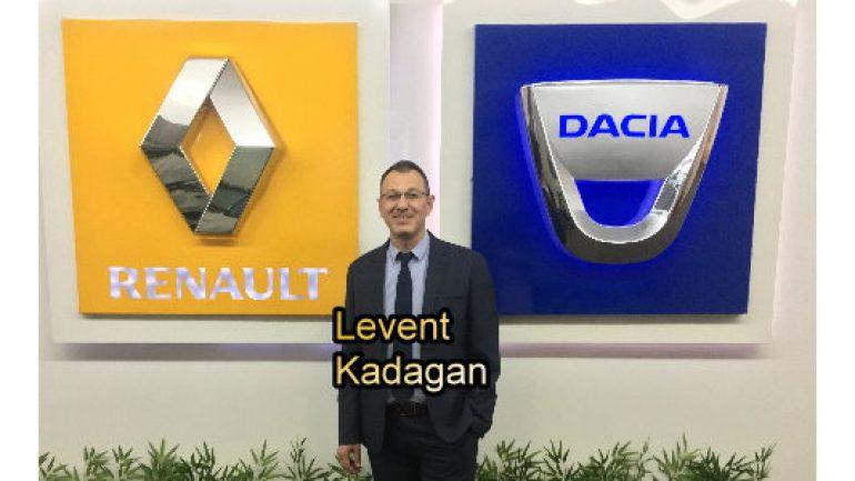 Renault'da kurumsal iletişim direktörü Kadagan oldu