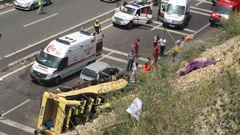 Marmaris'teki feci kazada ölü sayısı 24'e yükseldi