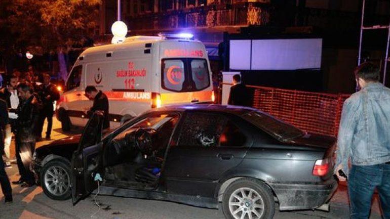Ankara'da silahlı çatışma: 1 ölü, 1 yaralı