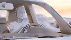 Robot değilseniz araç kullanırken uyanık olmalısınız!