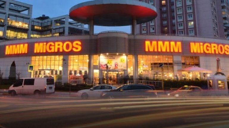 Migros'ta 500 milyon liralık satış