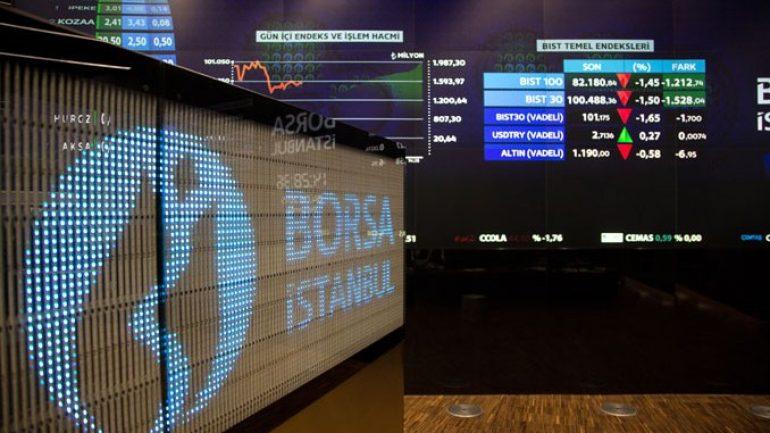 Borsa İstanbul'da kar satışı