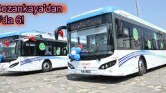 Türkiye'deki elektrikli otobüslerde Bozankaya imzası!