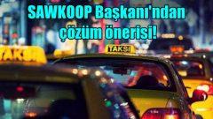İstanbul'da taksi sorununa çözüm için yol haritası