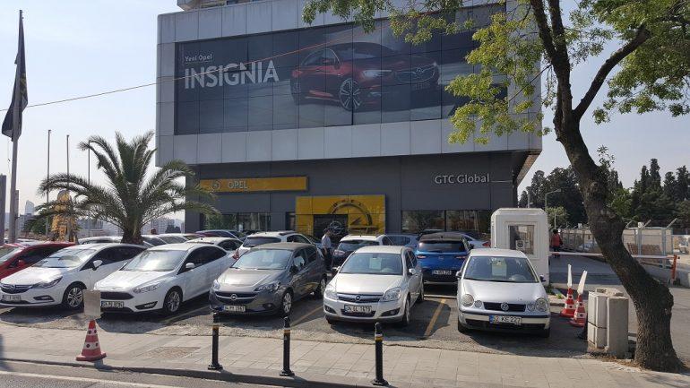 """""""Bekletmeyen Servis"""" Opel GTC Global'de 119 TL'ye klima bakımı"""