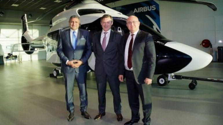 Airbus helikopterleri Türkiye pazarına SBAIR ile giriş yaptı