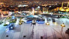 İstanbul'daki dev otopark satılıyor