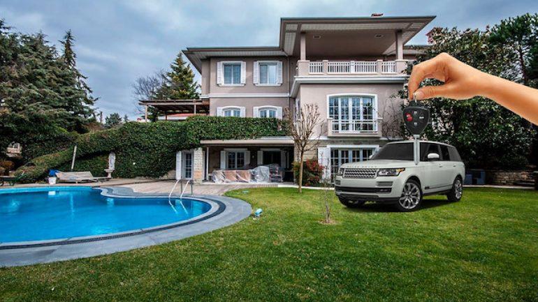 Dizi ve filmlere evini arabasını kiralayanlar köşeyi dönüyor