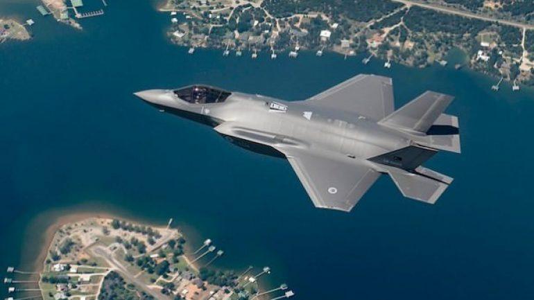S-400 ile F-35 gelecek yıl Türkiye'deler