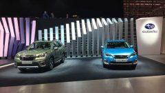 Subaru Forester ve Subaru XV E-Boxer'e hibrit motor geldi