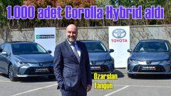 Enterprise Türkiye, 1.000 adet Corolla Hybrid'i filosuna kattı