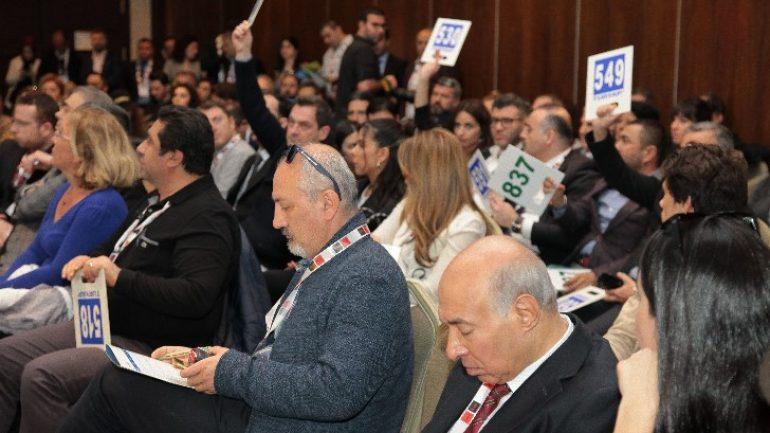 Turyap'ın 'Teklif Alma Toplantısı'nda evleri almak için yarış vardı