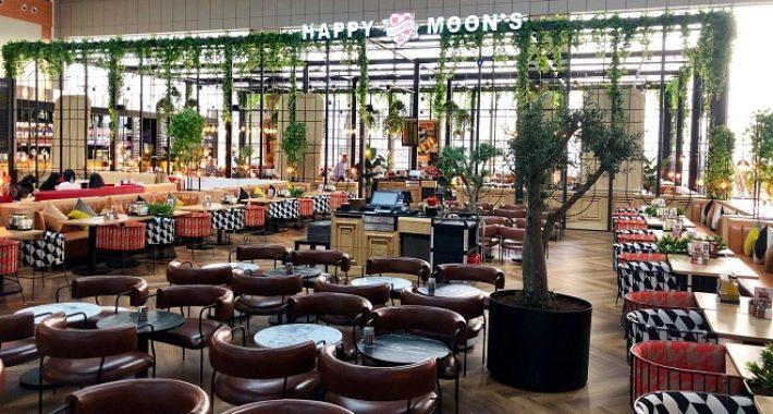 Happy Moon's ilk havalimanı şubesini Sabiha Gökçen'de açtı!