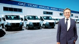 GAZ Türkiye'nin tercihi Antorium