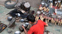 Xinjiang'da kentlerde 460 bin yeni istihdam