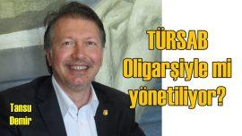 TÜRSAB oligarşi ile yönetiliyor