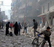 """""""Ortadoğu güvenlik sorununun temel çıkış yolu kalkınma arayışıdır"""""""