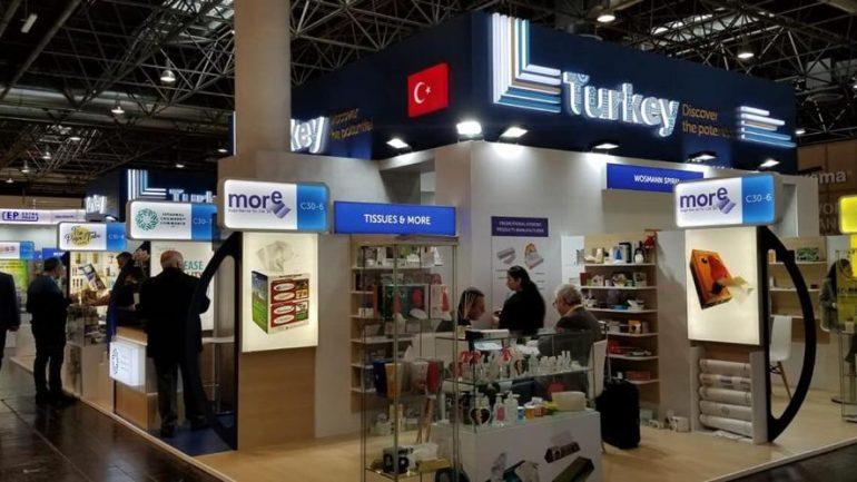 Türk promosyon sektörü Düsseldorf'ta100 milyon dolarlık bağlantı yaptı