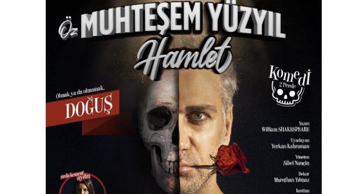 Şarkıcı Doğuş, Hamlet ile tiyatroda
