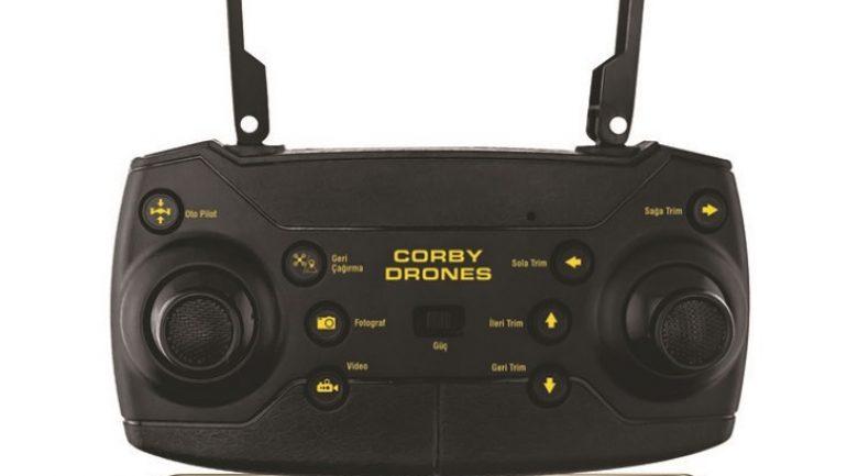 Corby Drones ile havada neler olduğunu keşfet!