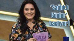 Aynur Ayaz TRT'de 'Sağlıklı Günler' ile geliyor