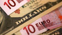 Dolar yatay, euro yükseliyor