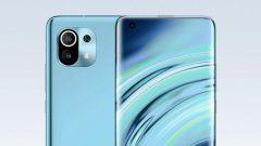 Xiaomi Mi 11'in arka yüzü işte böyle görünüyor
