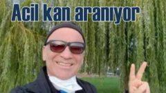 Gazeteci Zafer Özdemir için acil çağrı