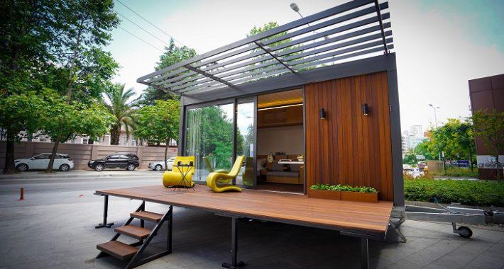 Dinamik Şehir Hayatına Keyifli Bir Alternatif: Luxial Mobil Ev