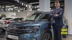 Öztek Otomotiv'den Çekmeköy'e Citroen ve Subaru yatırımı